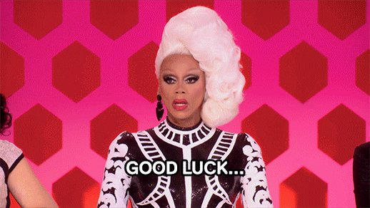 Oh no, here we go... #DragRace https://t...