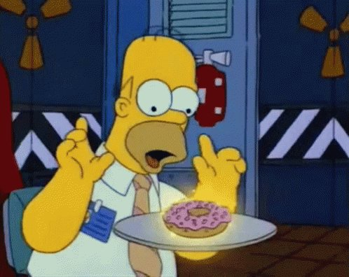 mmmm donuts #LGRW? https://t.co/okTr8Jjm...