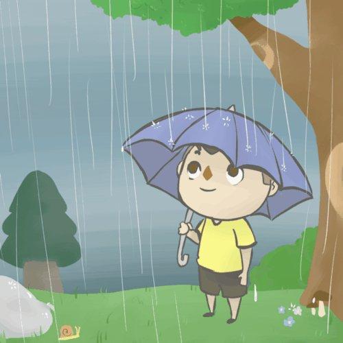 гифка тучка и зонтик теме, сиднее салют