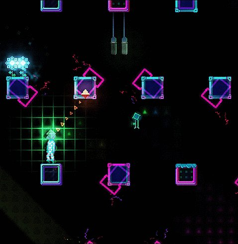Challenge yourself in Octahedron, coming to PC, PS4 and Xbox One in 7 days!