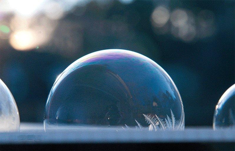 Открытки для, картинки с анимацией пузыри