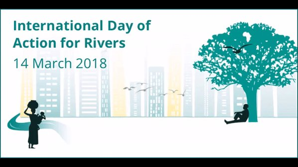 It's International Day of #ActionforRivers!   See what people are doing for #rivers today: https://t.co/B0EfATcGxF  Read about our #UrbanNaturalAssets #RiversforLife project here to see what we're doing in #Malawi, #Tanzania, #Ethiopia & #Uganda: https://t.co/vAmtDubQN4