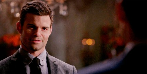 Happy birthday Daniel Gillies. Happy birthday Elijah Mikaelson. Our captain. Our Sire.
