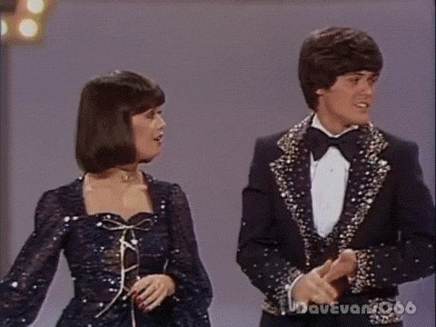 You could say I have a love-hate relationship with pie. #PiDay #DonnyandMarie https://t.co/buITksovMW