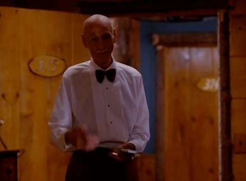 #315Day #GreatNorthernRoom315 #TwinPeaks...