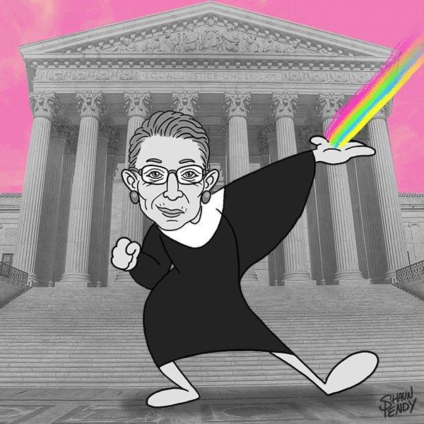 Happy 85th  Birthday, Justice Ruth Bader Ginsburg!!!!