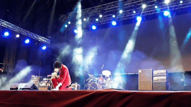 #BobbyGillespie ★ #PrimalScream en @Rock...