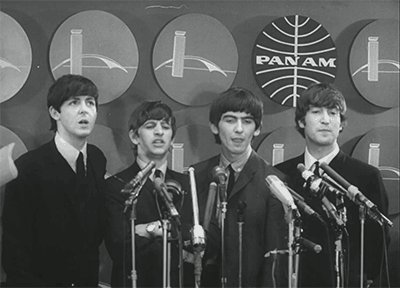 John, Paul, George and Ringo #TheBeatles...