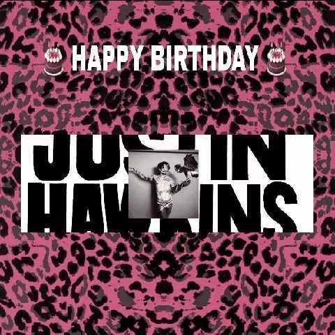 Once upon a time, there was the brightest star of the firmament. 🌟In its human form its called Justin ⚡.With his charismatic voice and his infinite charm, hes like no other Rockstar on earth and beyond. Bless him. Happy Birthday, living legend! 🎂 @JustinHawkins we love you!