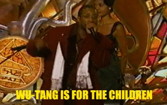 1st round KO's and The Wu Tang. They're...