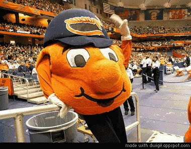 OH HOW SWEET IT IS!!! #syracuse #SweetSi...