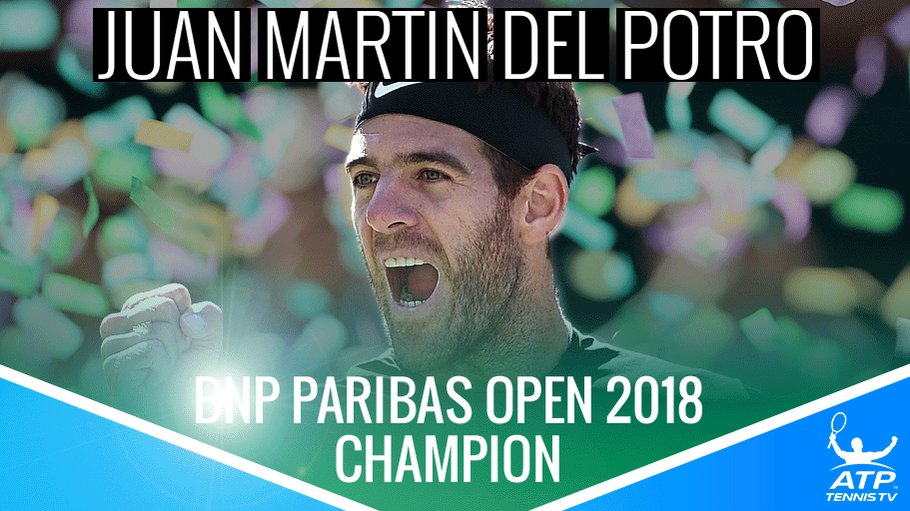A first Masters 1000 trophy 🏆  Congratul...