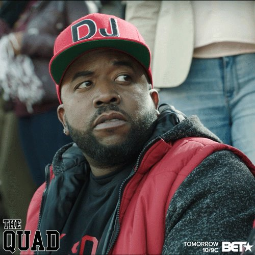 RT @thequadbet: Someone's got a few thoughts on GAMU (@BigBoi) 👀  Brand new #TheQuadBET tomorrow at 10/9c https://t.co/atBaRJB8vE