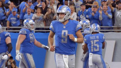 Matthew Stafford ranks second on the lis...