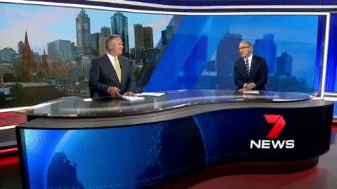 Image for the Tweet beginning: Thanks for watching 7 News.