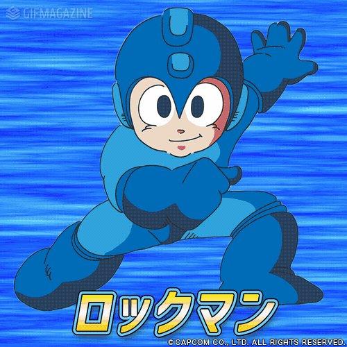 ロックマン created by ロックマン30周年【公式】