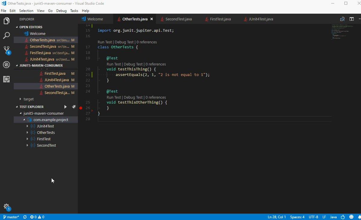 Visual Studio's photo on FAMGA