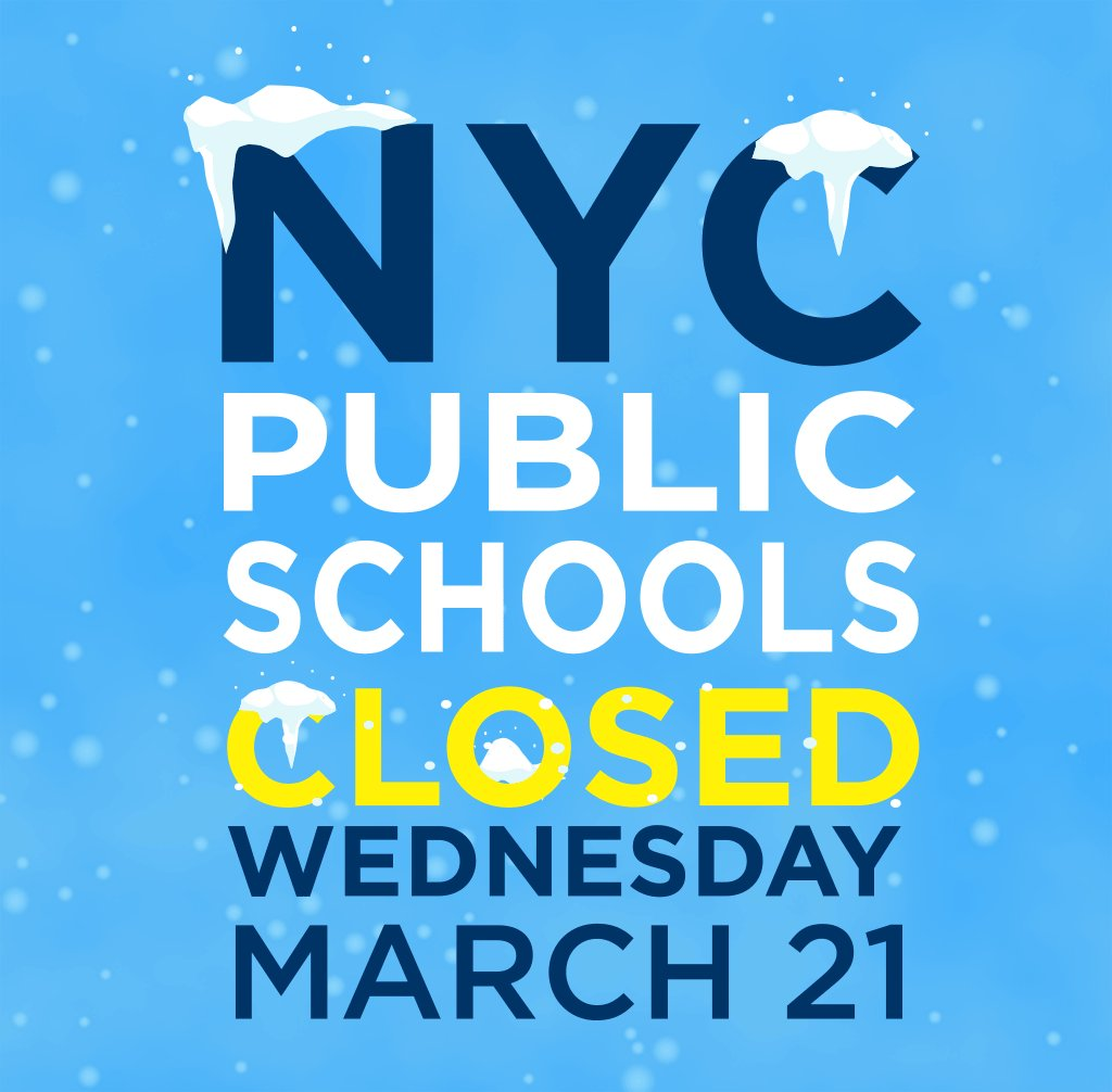 NYC Public Schools's photo on CLOSED