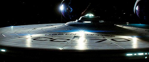 @StarTrek   NCC-1701 is the sexiest ship...