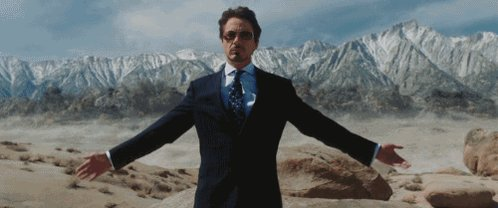 A huge \happy birthday\ to a major favourite of many a genre fan, the much-loved Robert Downey Jr.