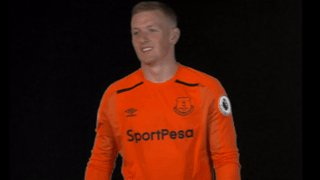 I think this is the least busy Jordan Pickford has been all season #nedveng #football