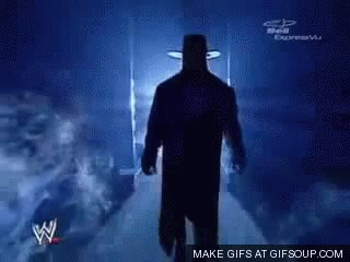 Happy Birthday, Undertaker!