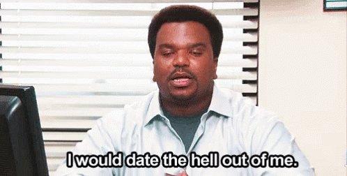 #IWouldTakeAChanceOn dating myself. I'm...