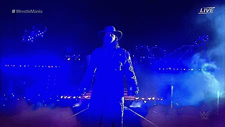 Happy 53rd Birthday to The Undertaker. What. A. Legend.