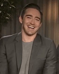 And a very happy birthday to the amazing and ridiculously talented Mr. Lee Pace!