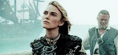 Happy Birthday to Keira Knightley a. k. a. Pirate King Elizabeth Swann!