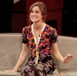 Happy happy haaaappppy birthday to my birthday matee the one and only Keira Knightley