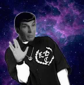 Happy birthday Leonard Nimoy! You have been & always shall be, my absolute favorite Star Trek character.