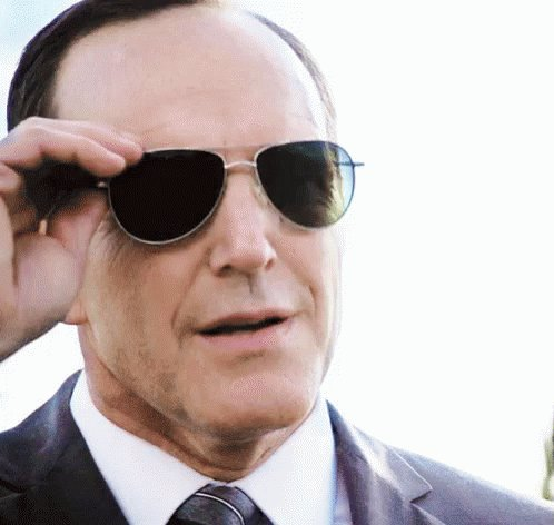 Coulson torna sul grande schermo. Rimani...