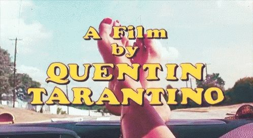 Happy 55th Birthday to awesome Quentin Tarantino