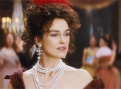 Happy Birthday Keira Knightley! A big inspiration to me