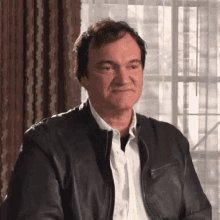 Happy Birthday to the man who ignited my love of film- Mr. Quentin Tarantino