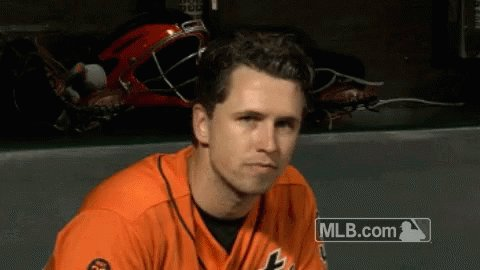 Happy birthday to the best bobsledding partner and the biggest Buster Posey fan this side of AT&T Park.