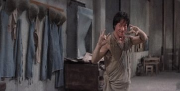 Happy 64th Birthday to the drunken master Jackie Chan!