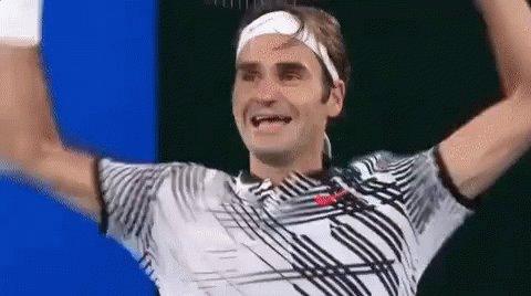 """Federer refuses to fade away"" 💓  #FlashbackFriday"