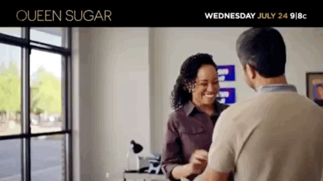 What happened here?? 👀 We can not wait for #QueenSugar 4.06!! #IsItWednesdayYet