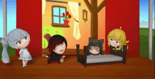 We are ONE LINE away from being done with all of the scripts for #RWBY Volume 7.  ONE.  AND WE HAVE BEEN STUCK ON IT.  FOR OVER AN HOUR.