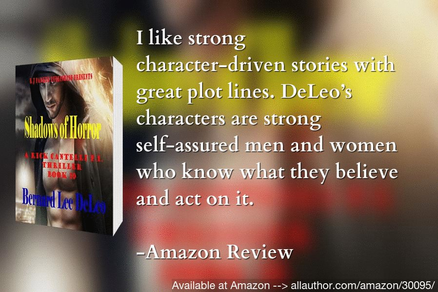 For those who want to feel what #patriotism is, this book stirs the soul for every American, in this #phenomenal #read!  @BernardL available at Amazon --> https://allauthor.com/amazon/30095/