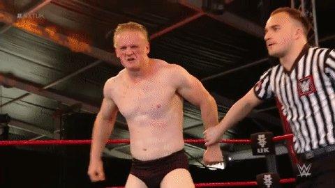 .@UNBESIEGBAR_ZAR picks up ANOTHER impressive victory on #NXTUK!