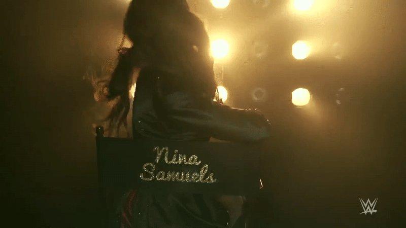 @NinaSamuels123 gotta love a #NinaSamuels hair whip 💖🌟💪👊#WWE #NinaSamuelsShow #NXTUKPlymouth @NXTUK @WWE @WWEUK  https://twitter.com/WWEUK/status/1149293057252175872…
