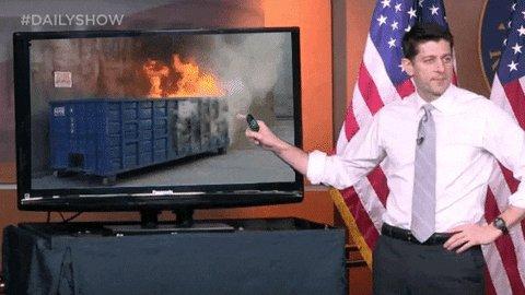 Yes, my speakership was worse than John Boehner's #PaulRyan #RINO
