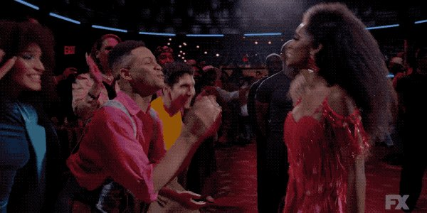"""Been playing Stephanie Mills """"Never Knew Love Like This"""" on repeat since Tuesday. #PoseFX #ripcandy"""