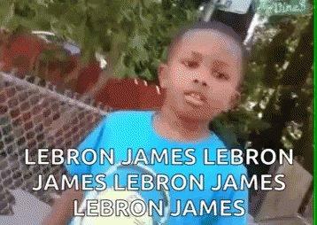 I see 1 🐐 and LeBron James