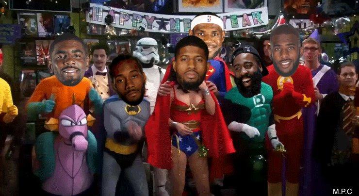 NBA Offseason been so litt