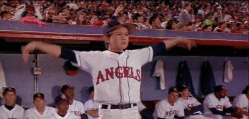 There was definitely an Angel in the outfield tonight #Skaggs #45 #NoHitter