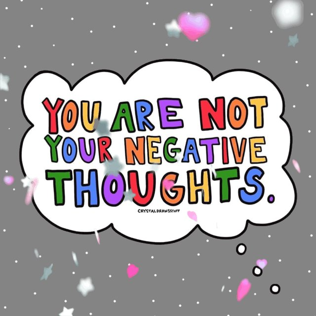 You're stronger than your thoughts. You're stronger than your illness. You're stronger than your anxiety. You're stronger than your depression. You are always going to be stronger than you think you are.💖💕 #RememberThis #YouMatter #depression #KindnessMatters